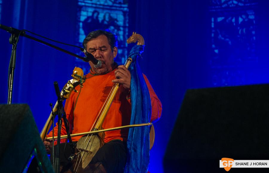 Huun Huur Tu, Live at St Lukes, Shane J Horan, 20-7-19-9