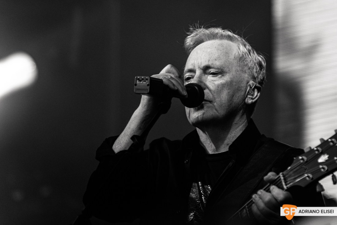 New Order at Trinity College Summer Series(19)