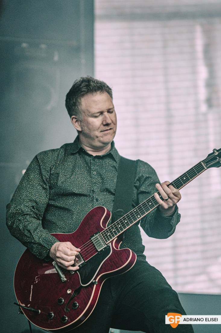 New Order at Trinity College Summer Series(30)