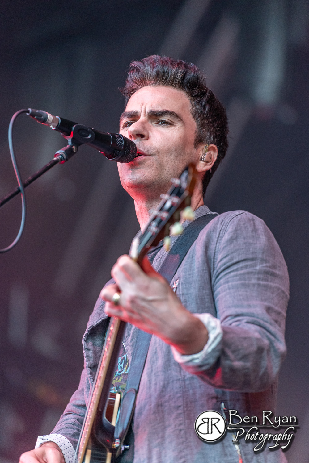 Stereophonics – Trinity College (16 of 30) – Photo- Ben Ryan