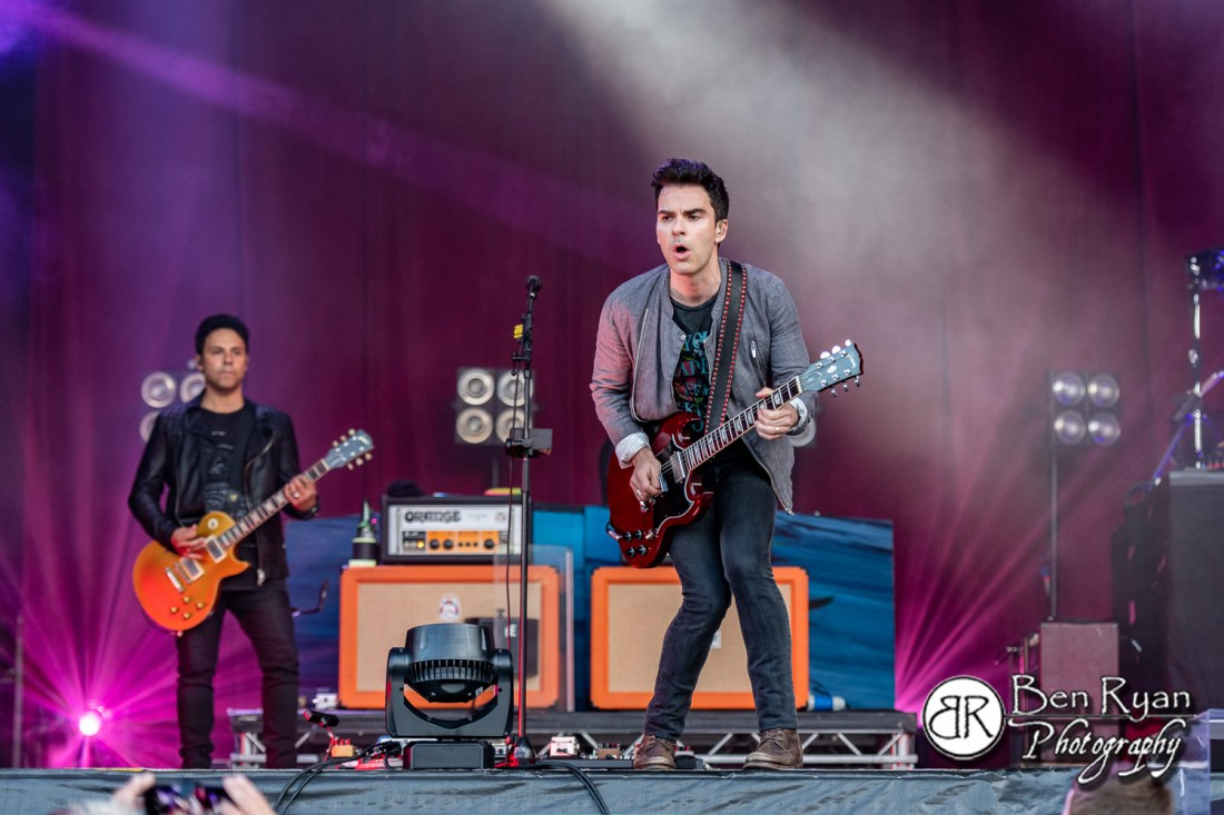 Stereophonics – Trinity College (26 of 30) – Photo- Ben Ryan