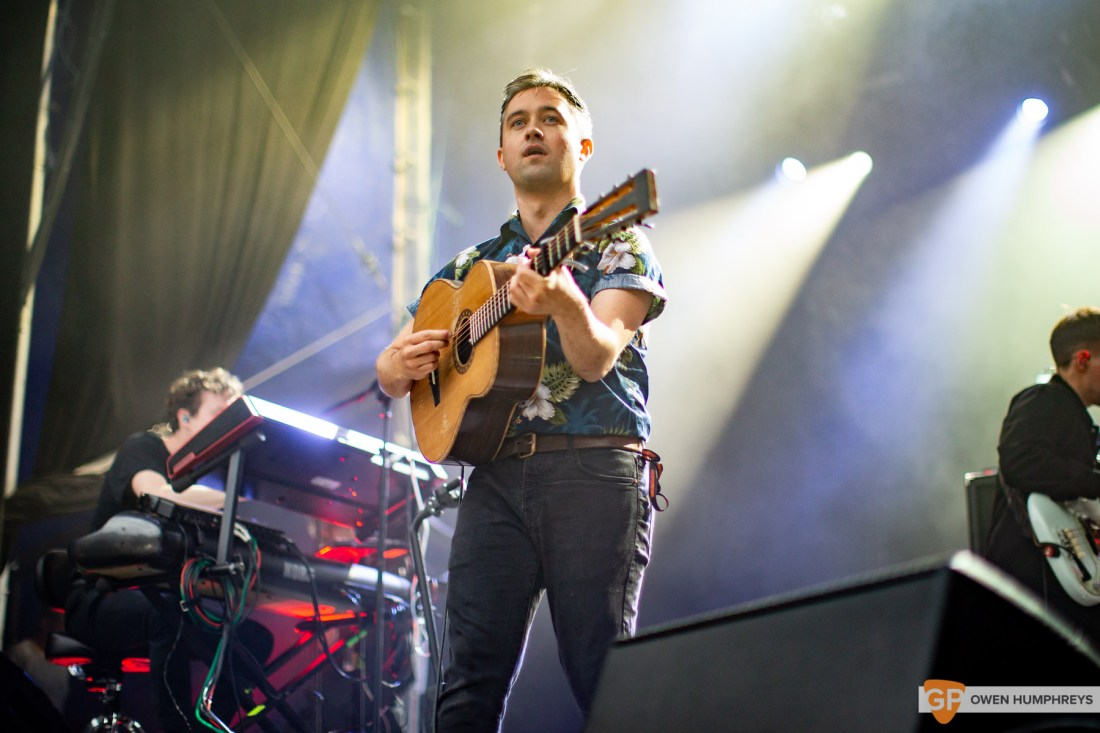 Villagers at Iveagh Gardens. Photo by Owen Humphreys. www.owen.ie