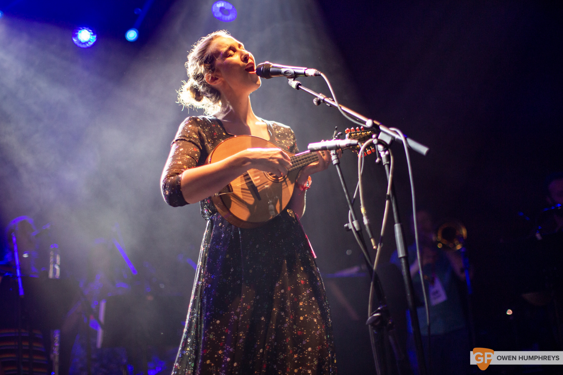 Lisa Hannigan at All Together Now 2019. Photo by Owen Humphreys. www.owen.ie