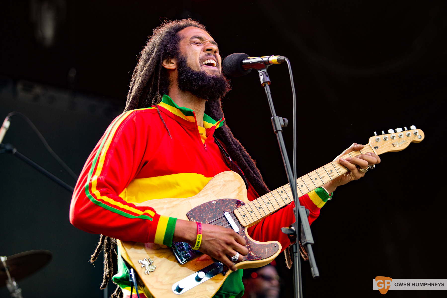 The Wailers at All Together Now 2019. Photo by Owen Humphreys. www.owen.ie