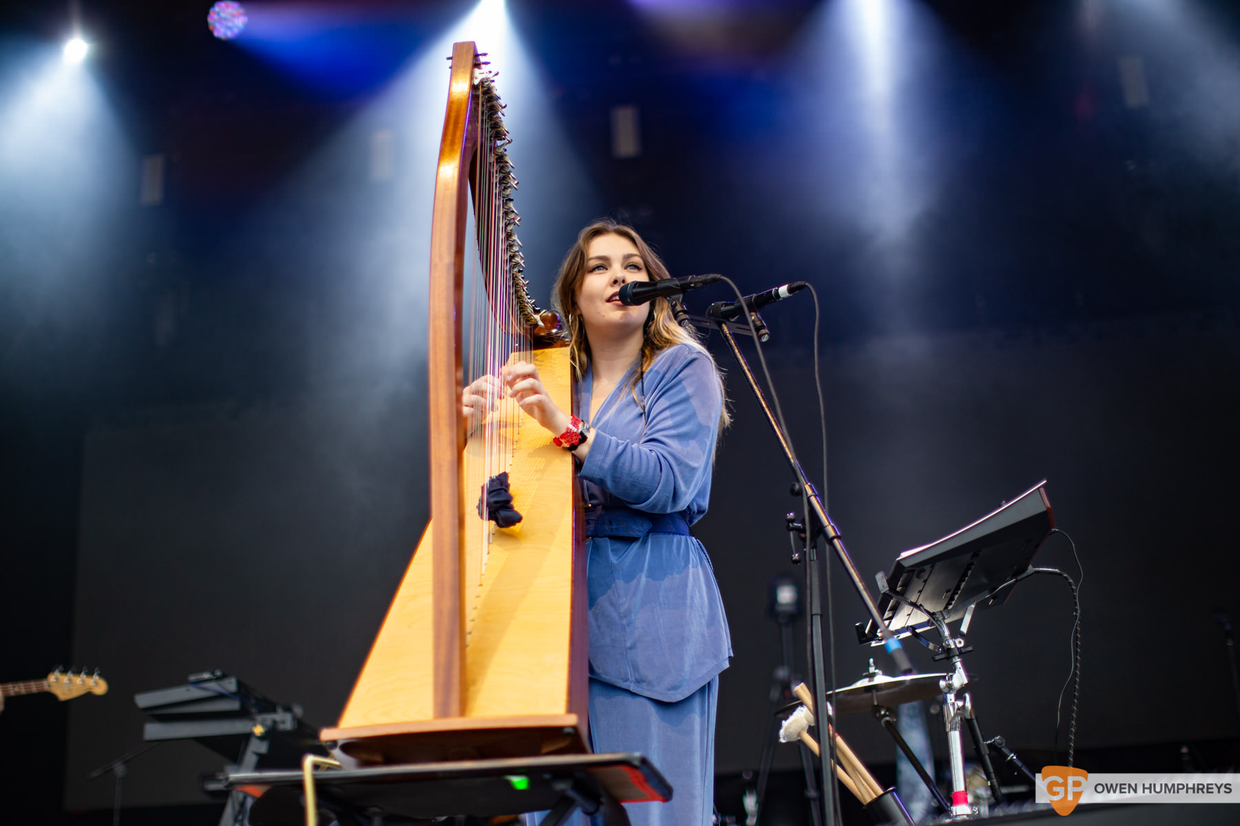 Saint Sister at All Together Now 2019. Photo by Owen Humphreys. www.owen.ie