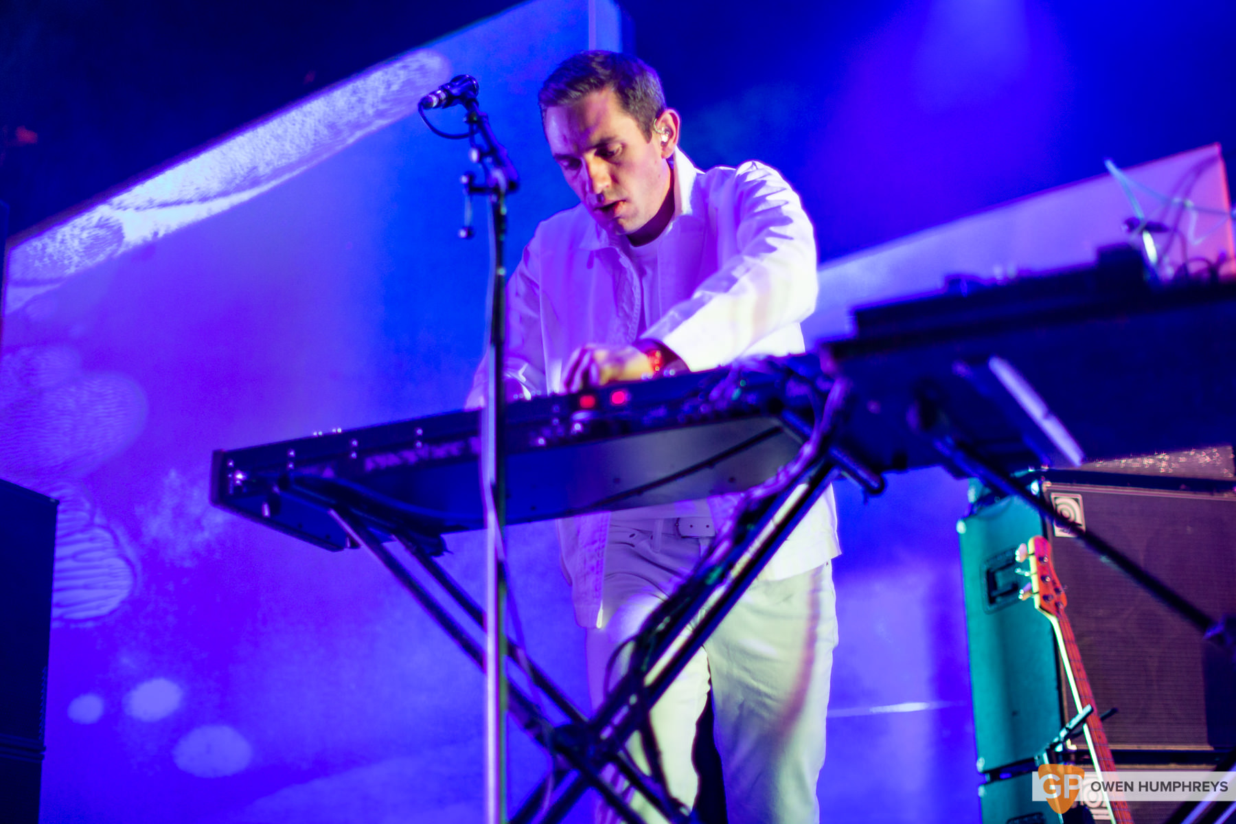 Hot Chip at All Together Now 2019. Photo by Owen Humphreys. www.owen.ie