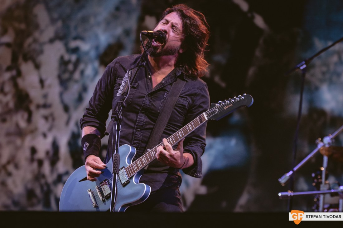 Foo Fighters RDS August 2019 Tivodar 12