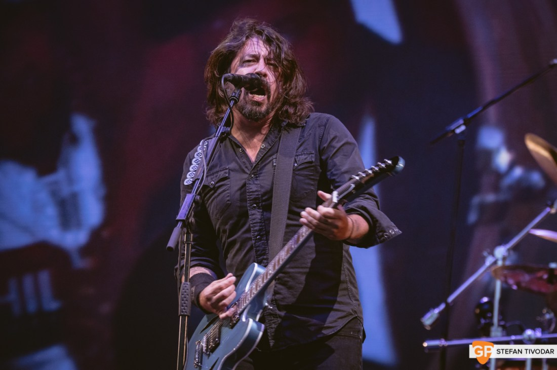 Foo Fighters RDS August 2019 Tivodar 14