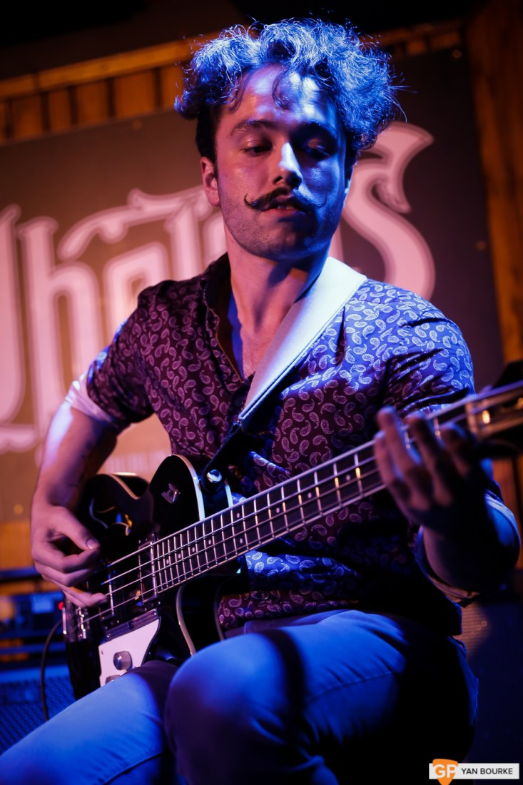 Naoise Roo at We've Only Just Begun in Whelan's on 10 August 2019 by Yan Bourke