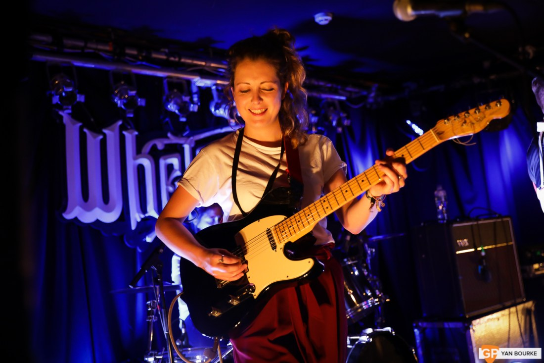 Pillow Queens at We've Only Just Begun in Whelan's on 10 August 2019 by Yan Bourke-14