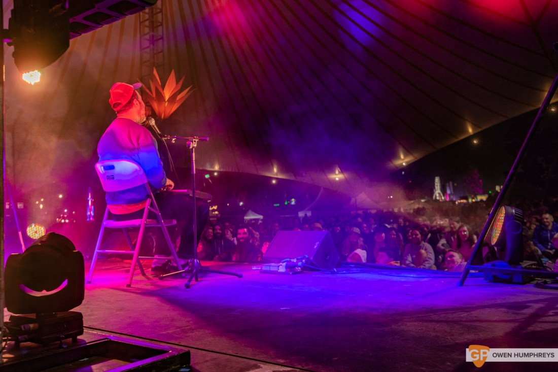 David O'Doherty at Electric Picnic 2019. Photo by Owen Humphreys. www.owen.ie