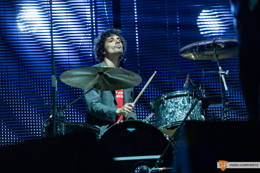 The Strokes at Electric Picnic 2019. Photo by Owen Humphreys. www.owen.ie