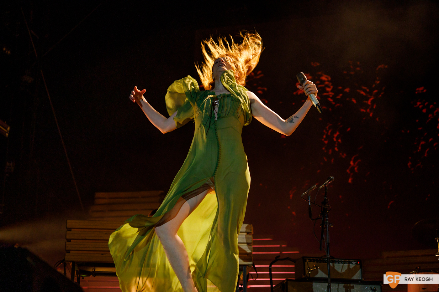 Florence And The Machine – Electric Picnic – Ray Keogh-5