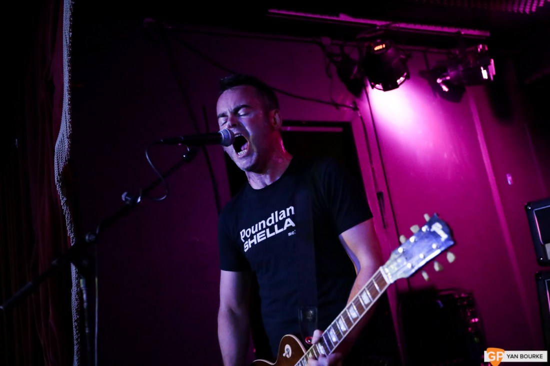 McLusky* at The Workman's Club on 7 September 2019 by Yan Bourke