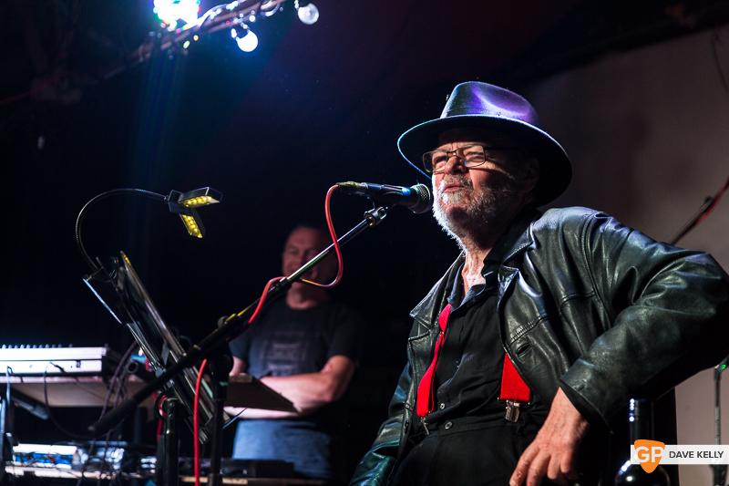 Pere Ubu in The Grand Social 21 September 2019 (4)
