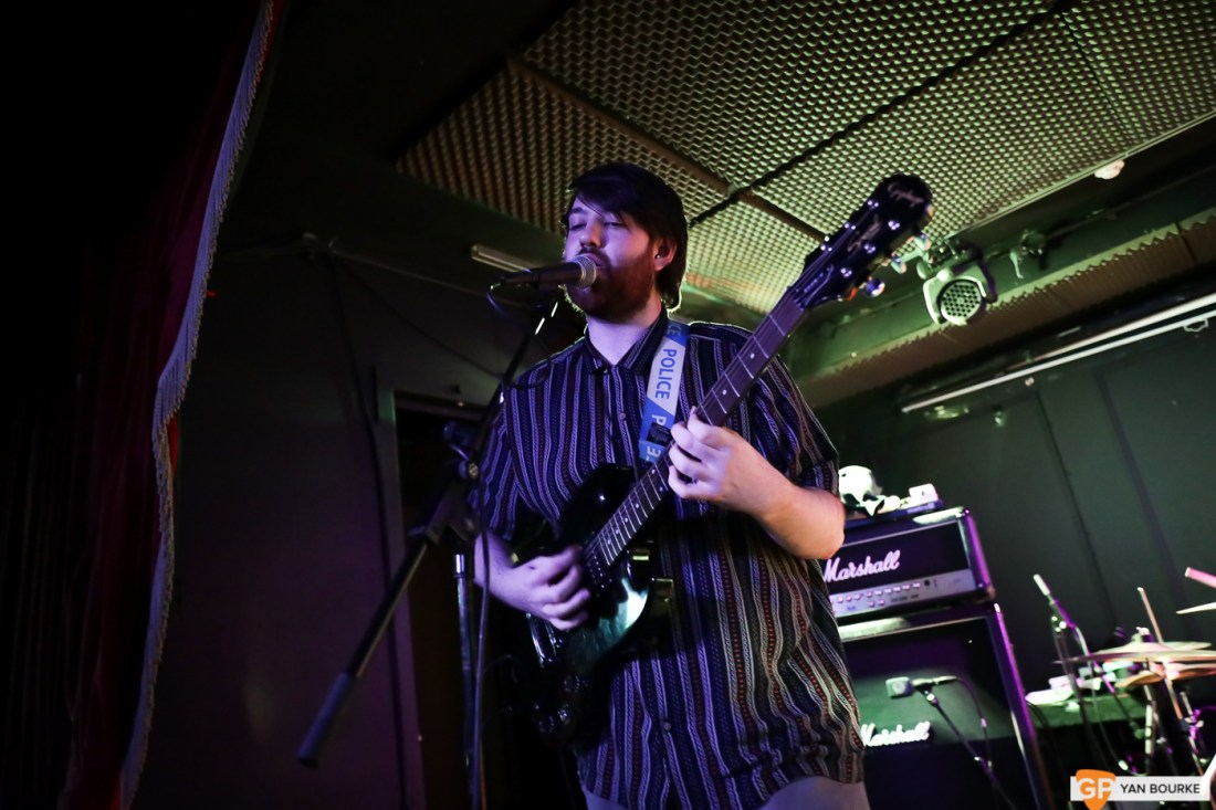 Slouch at The Workman's Club on 7 September 2019 by Yan Bourke
