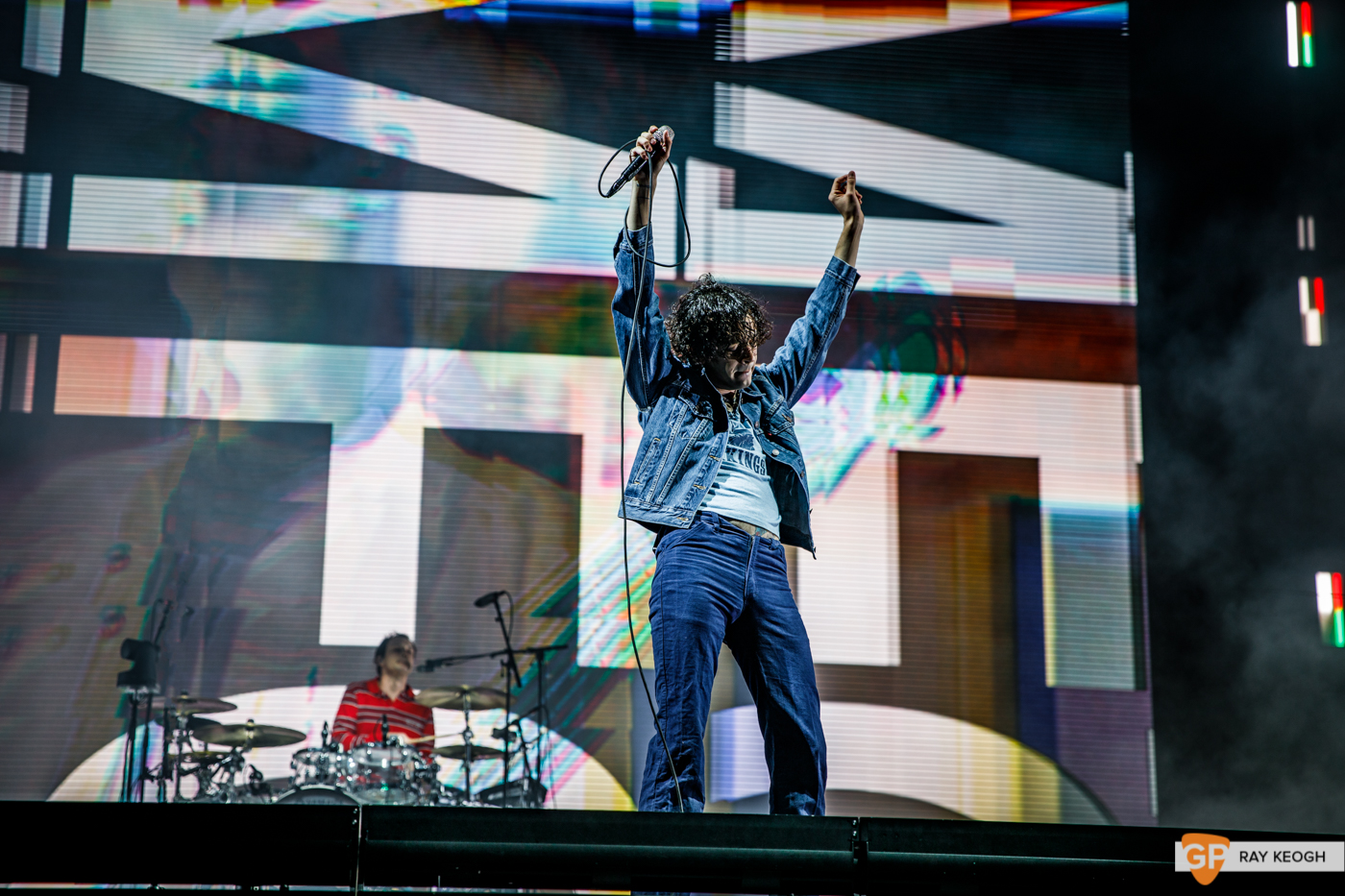 The 1975 – Electric Picnic – Ray Keogh-29