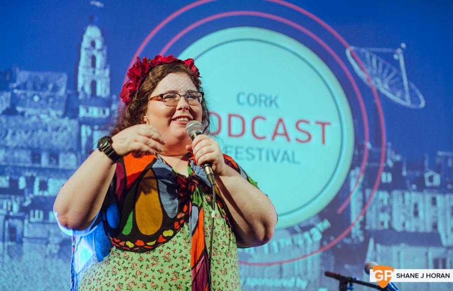 Alison Spittle feat Lily Higgins, Cork Podcast Festival, Kino, Shane J Horan, 11-10-19-2