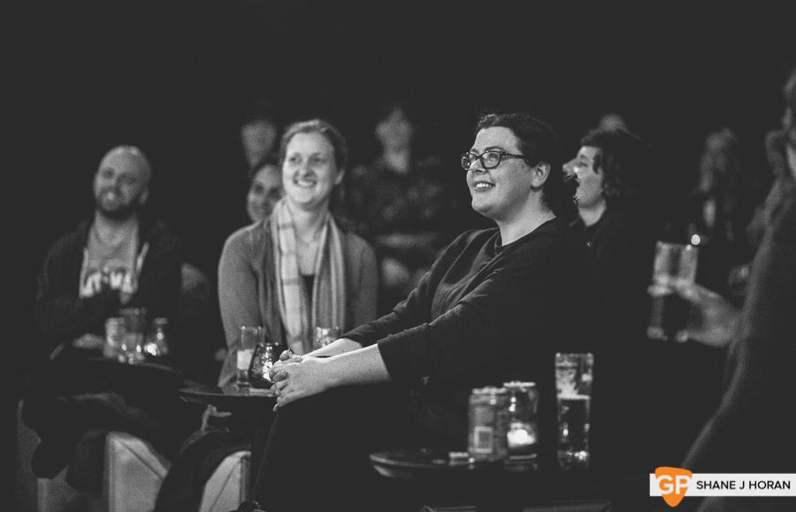 Alison Spittle feat Lily Higgins, Cork Podcast Festival, Kino, Shane J Horan, 11-10-19-4