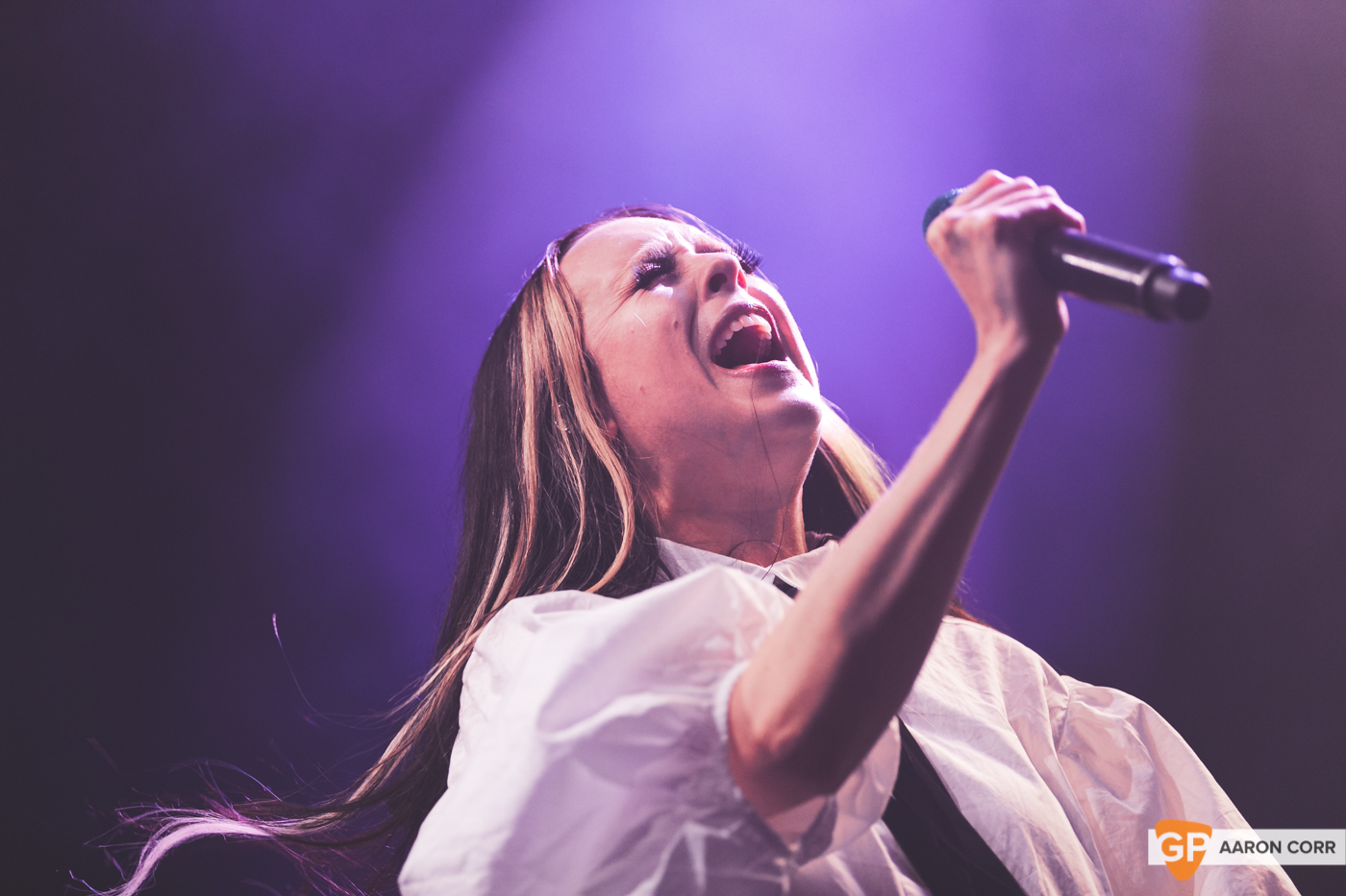 Allie X at Olympia Theatre on 30-Oct-2019 by Aaron Corr-4657