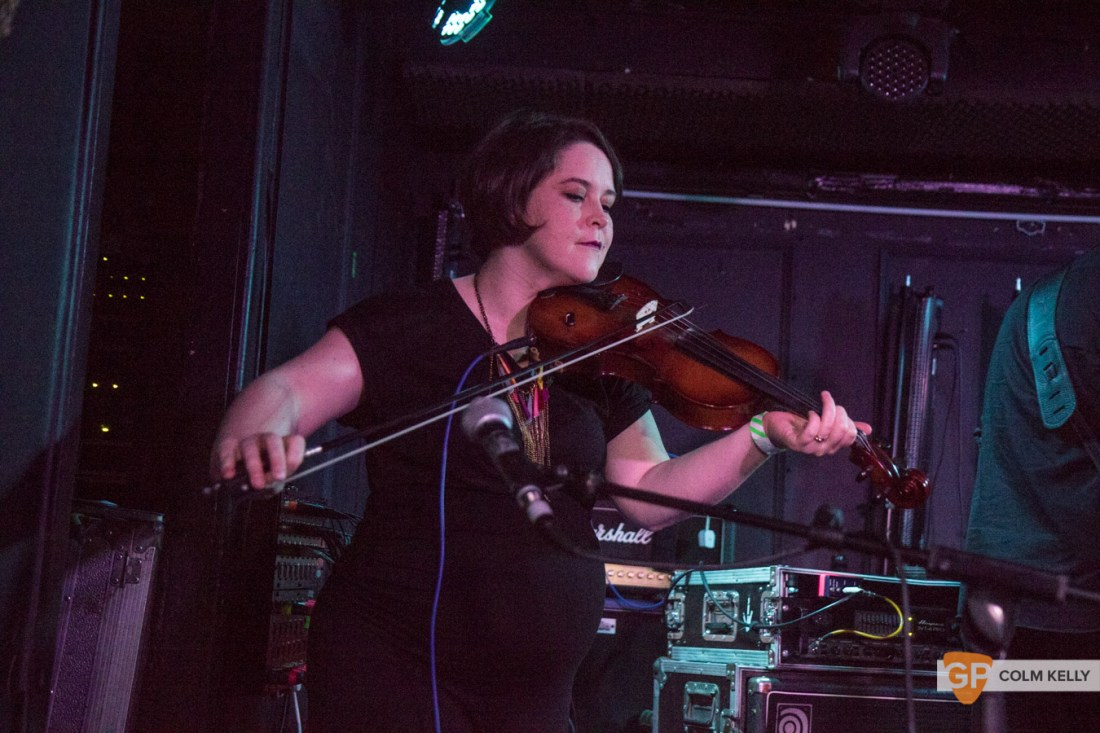 Badhands at Friday in Workmans Irish Music Week 4.10.2019 Copyright Colm Kelly-49