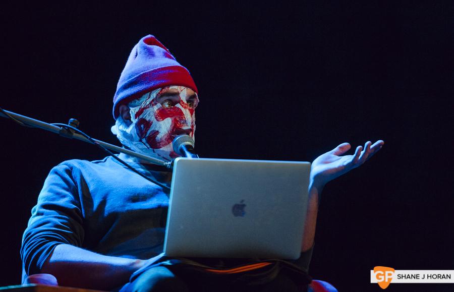 Blindboy feat Collie Ennis, Opera House, Shane J Horan, 13-10-19 GP-3