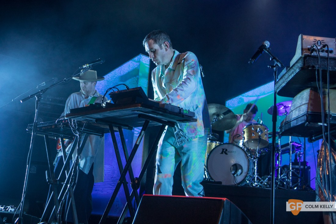 Hot Chip at The Olympia Theatre, Dublin 17.10.2019 Copyright Colm Kelly-119