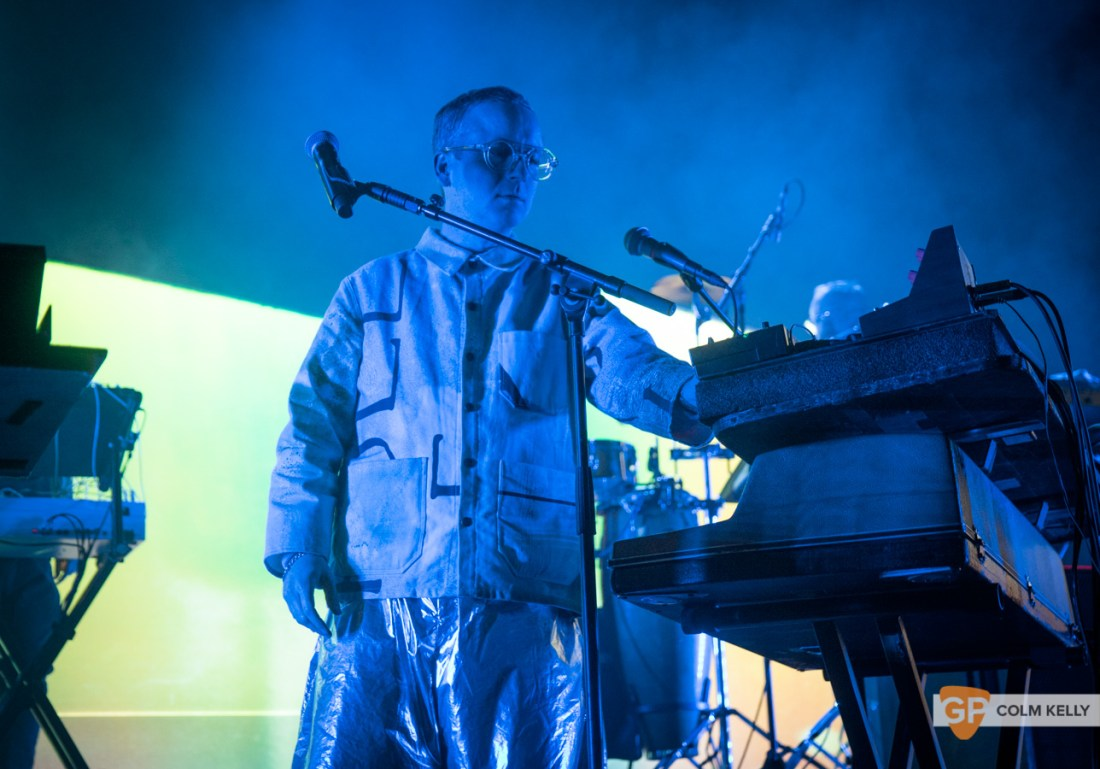 Hot Chip at The Olympia Theatre, Dublin 17.10.2019 Copyright Colm Kelly-4