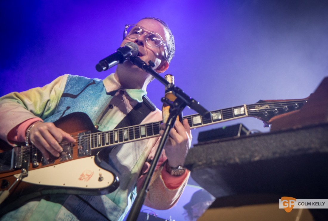 Hot Chip at The Olympia Theatre, Dublin 17.10.2019 Copyright Colm Kelly-59
