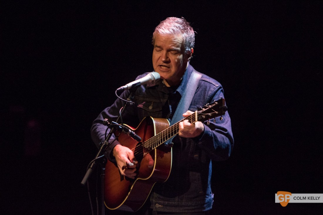 Lloyd Cole at Vicar Steet, Dublin 30.10.2019 Copyright Colm Kelly-34