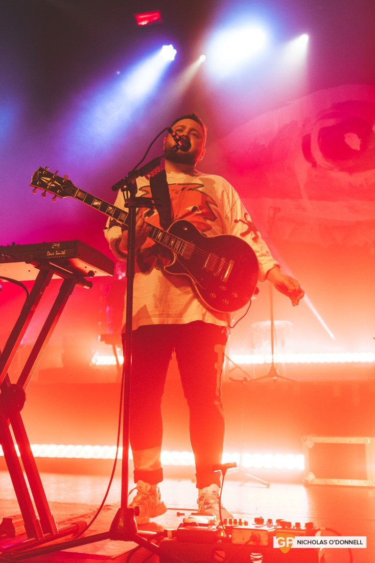 Of Monsters And Men performing in the Olympia Theatre. Photos by Nicholas O'Donnell. (5 of 17)