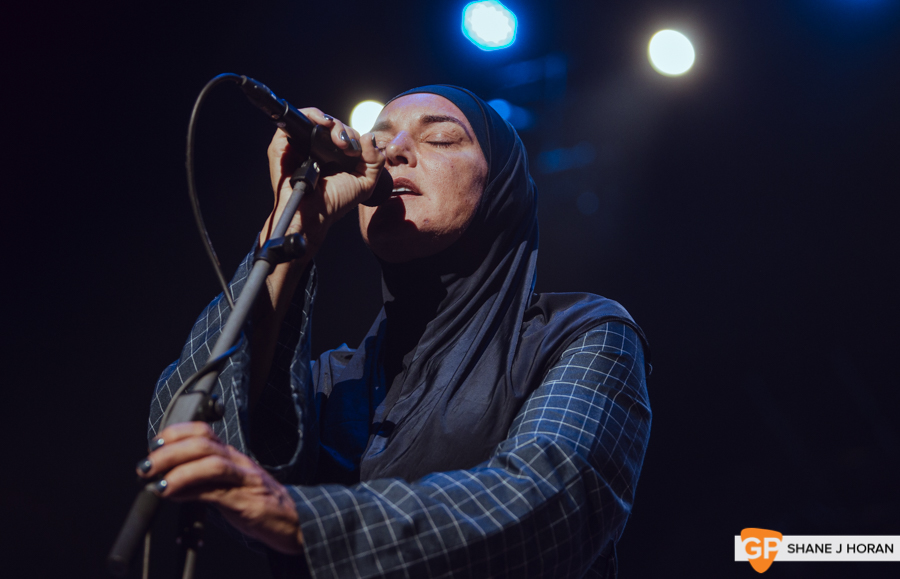 Sinead O'Connor, Opera House, Shane J Horan, 26-10-19-11