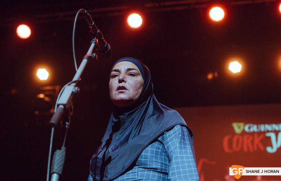 Sinead O'Connor, Opera House, Shane J Horan, 26-10-19-18