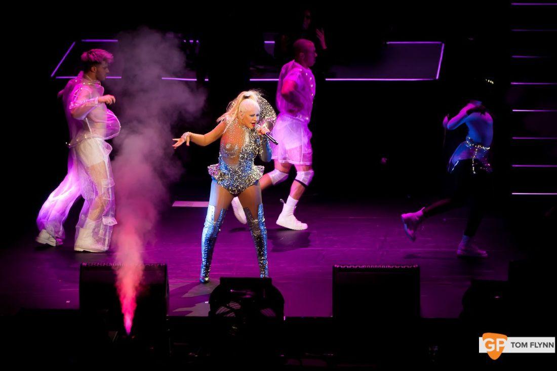 Christina Aguilera at 3Arena, Dublin by Tom Flynn (5:11:19) – 36
