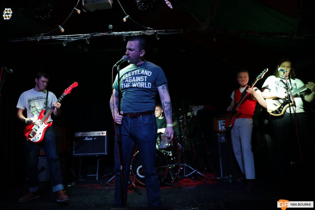 Chubby and the Gang at The Grand Social on 5 November 2019 by Yan Bourke