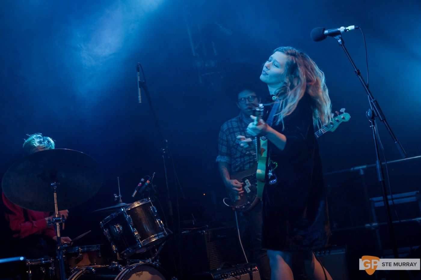 JULIA JACKLIN at THE BUTTON FACTORY by STE MURRAY