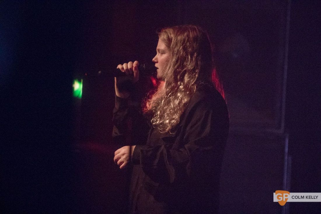 Kate Tempest at Vicar Street, Dublin 15.11.2019 Copyright Colm Kelly-2-37