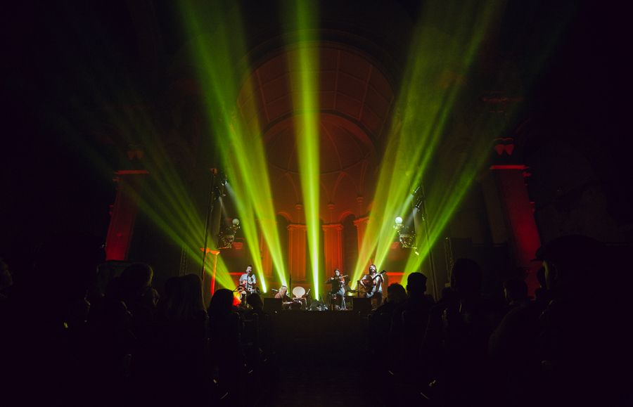 Lankrum, Live at St Lukes, Quiet Lights, Shane J Horan, 23-11-19-8