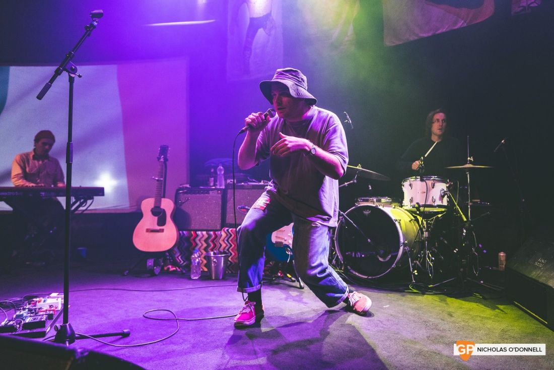 Mac DeMarco performing in Vicar Street to a sold out crowd. Photos by Nicholas O'Donnell (2)