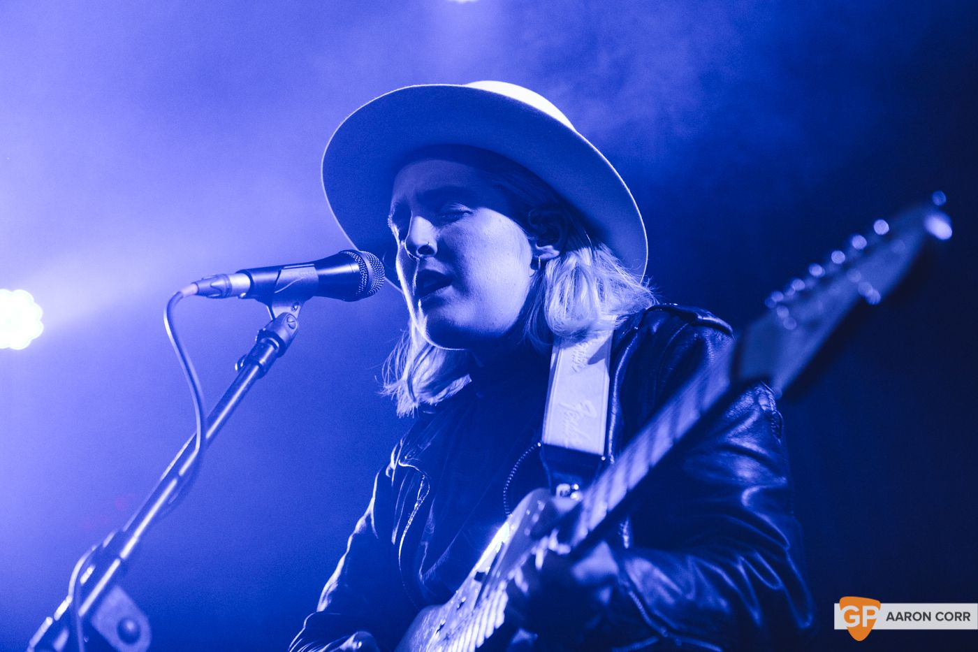 Shura at The Academy on 17-11-19 by Aaron Corr-0164