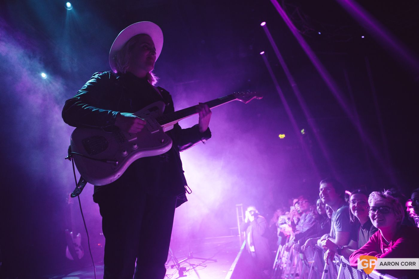 Shura at The Academy on 17-11-19 by Aaron Corr-0297