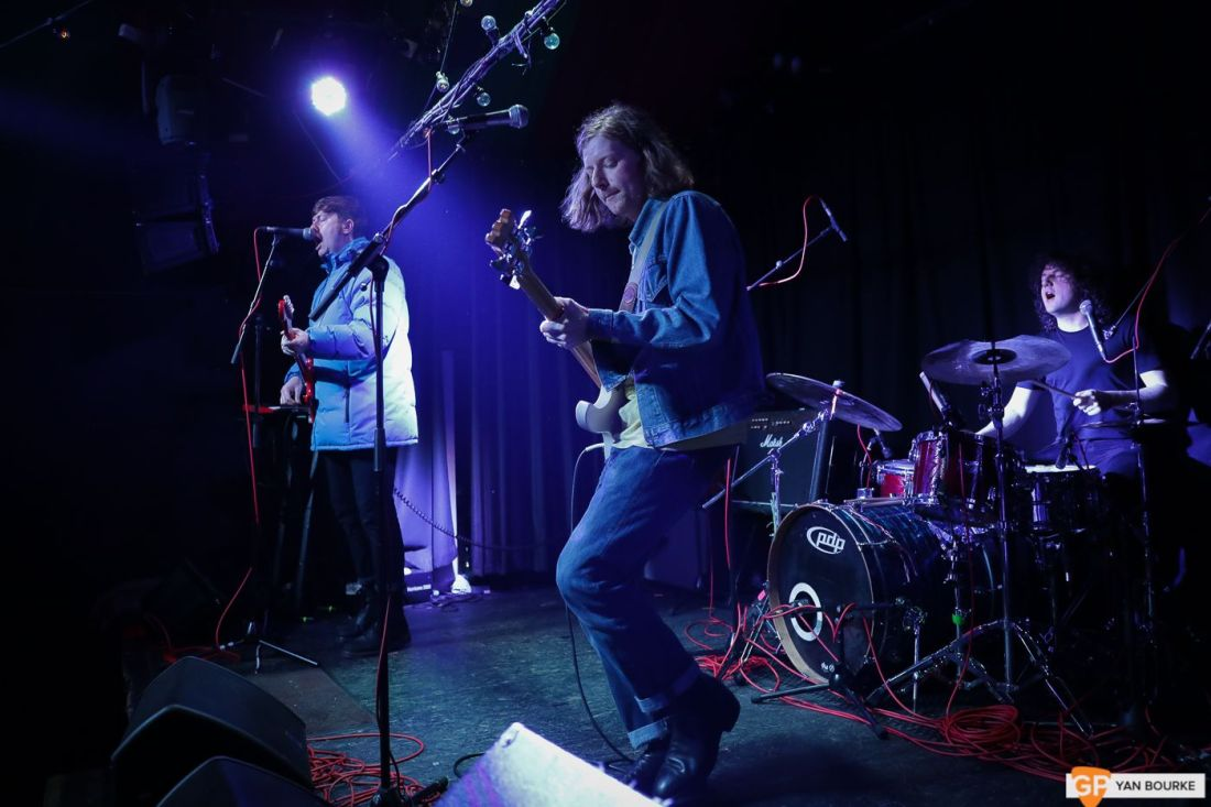 The #1s at The Grand Social on 5 November 2019 by Yan Bourke