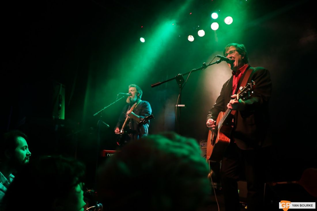 The Mountain Goats at The Button Factory on 20 November 2019 by Yan Bourke