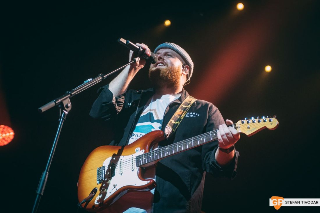 Tom Walker Olympia Theatre November 2019 Tivodar 10