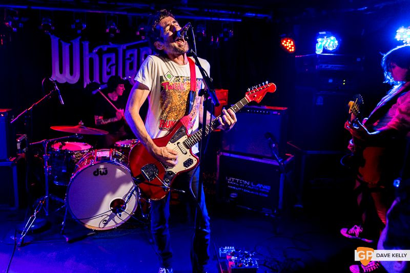 Tropical Fuck Storm in Whelans on 5 November 2019 (1)