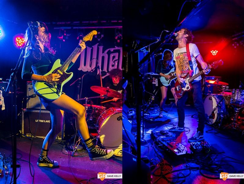 Tropical Fuck Storm in Whelans on 5 November 2019 (12)