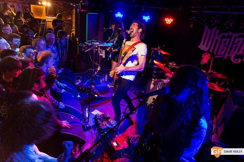 Tropical Fuck Storm in Whelans on 5 November 2019 (24)