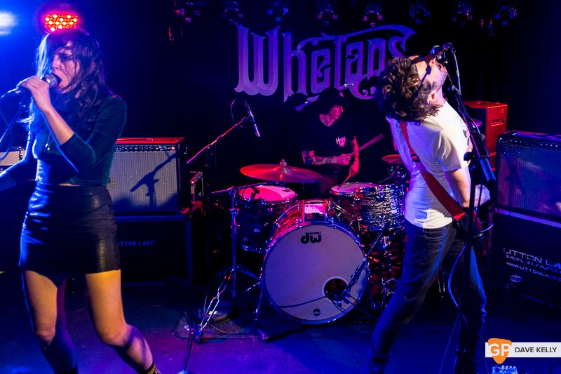 Tropical Fuck Storm in Whelans on 5 November 2019 (3)