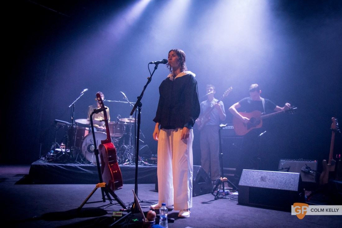 Aldous Harding at Vicar Street, Dublin 3.12.2019 Copyright Colm Kelly-23