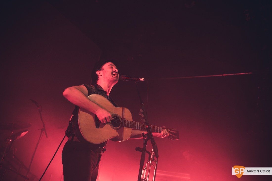 Villagers in Vicar Street, Dublin on 14-Dec-19 by Aaron Corr-0985